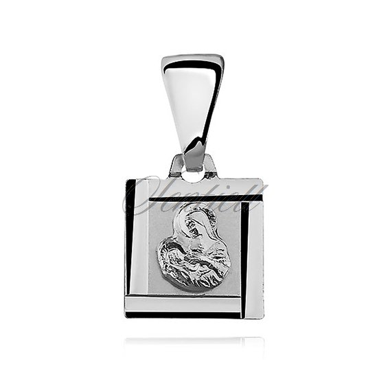 Silver (925) pendant - Saint Mary